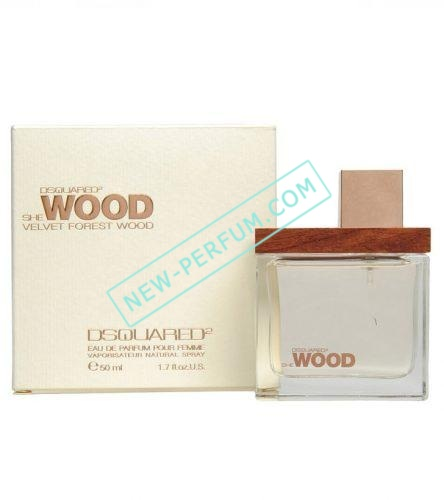 Dsquared2 She Wood Velvet Forest